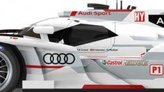 #Audimotorsport LE MANS: Audi Adds Periscope Video System To #R18 #E-Tron #Quattro Sports Car Racing, Race Cars, Audi Motorsport, Team Schedule, 4 Wheelers, Audi Sport, F1 Drivers, Motor Sport, Audi A4