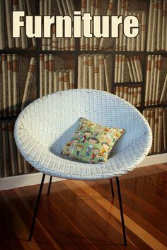 An emporium of vintage & retro furniture, lighting and home accessories. Online catalogue plus showroom of retro furniture in Dorking, Surrey UK