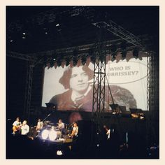 Morrissey in Florence