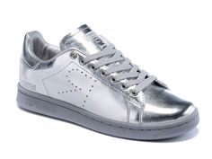 Adidas Stan Smith Argent Homme/Femme