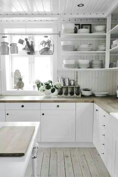 Divine Bathroom Kitchen Laundry #WhiteKitchen