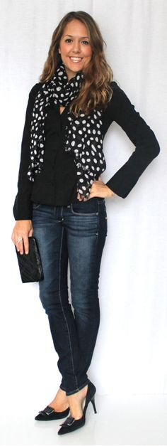 J's Everyday Fashion: Today's Everyday Fashion + Win a Wallet from Thirty-One Gifts