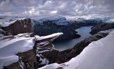 NORWAY by Kilian Schönberger, via Behance