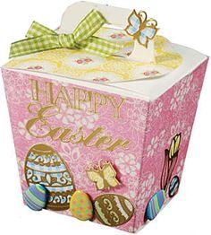 Happy Easter Box! Simple & Sweet