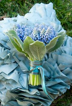 Love the color - maybe add some hydrangea?
