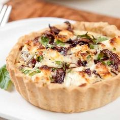Caramelized onions, goats cheese, added Boursin Garlic & herb cheese.