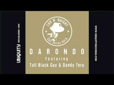 Darondo - I Don't Want To Leave (instrumental-Tall Black Guy Re-Edit)