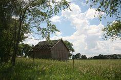 Anthony Cornett's photo of a barn near Centralia, Missouri.