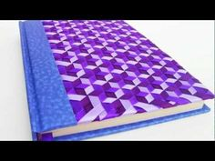 Libreta de Listones Diagonal Aguamarine (No es Tutorial) - YouTube