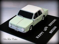 EH Holden vintage car cake