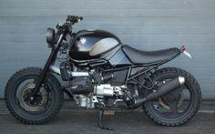 """BMW R1100R """"Fat Bastard"""" by Lab Motorcycle"""