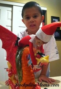 The Elf on the Shelf® Day 19  http://www.stockpilingmoms.com/2012/12/the-elf-on-the-shelf-day-19/