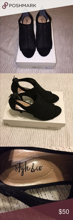 Life Stride Heels Brand new and in perfect condition. Never been worn, but have seen them in person and look stunning. Great for all women looking to take there appearance to the next level. Style & Co Shoes Heels