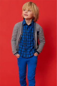 Cacharel |Kidswear | Kidswear Fall Winter 13/14