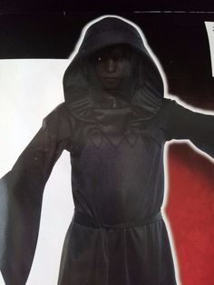Phantom of Darkness Halloween Child Costume Size Large 12-14 #CostumesUSA #CompleteOutfit