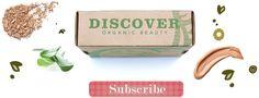 Organic Makeup Beauty Box