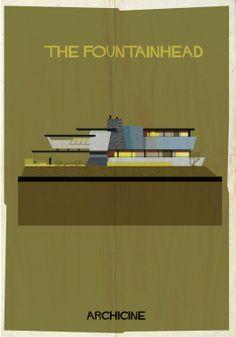 The Fountainhead. Directed by King Vidor. Imagen cortesía de Federico Babina