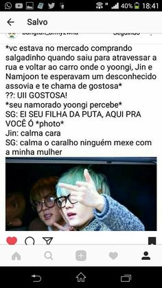 Que lindo Bts Girl, Bts Boys, K Pop, Namjoon, Fanfic Kpop, Shared Folder, Bts Imagine, Won Ho, Bts Love Yourself