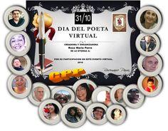 PREMIACION DIA DEL POETA VIRTUAL 2016 CPP - Poesias - Casa dos Poetas e das Poesias