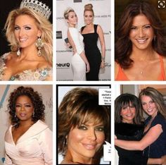 All of these celebrities use Rodan + Fields skincare.... You can too!!!! http://rcline.myrandf.com