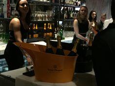 Veuve Clicquot yelloweek montréal centre-ville 2016 Restaurant mkt