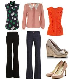 Outfits for Pear Shapes