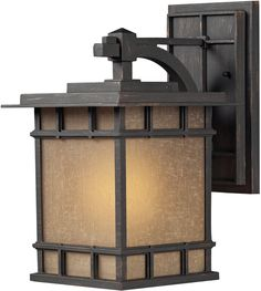 0-021474>Newlton 1-Light Outdoor Wall Sconce Weathered Charcoal