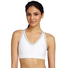 Champion Womens Sweetheart Compression Sports Bra