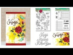 VIDEO: Floral Fun | The Penny Black Blog