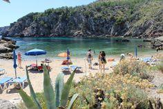 Playas para disfrutar de la mejor Ibiza, Calo de en Serra  http://ibiza-travel.net/cala-de-en-serra/