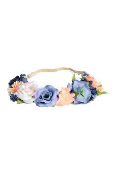 Bentiță cu flori | H&M