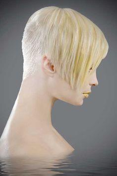 Best Short Blonde Haircuts-14