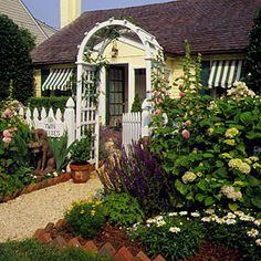 Garden Transformation | Sun-kissed Cottage | CoastalLiving.com
