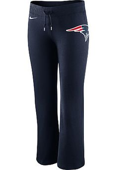 Nike New England Patriots NFL Tailgater Women's Fleece Pants