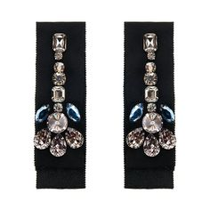 Lanvin Courtney earrings, $325 Buy it now