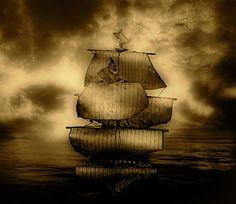 TaxusArt:    BUCCANEER Sailing Ships, Boat, Dinghy, Boating, Boats, Sailboat, Tall Ships