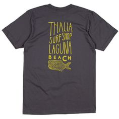 Thalia Surf x LCAD Surf Patch Mens Tee | Thalia Surf Shop for classic surf tees and hard to find surf clothing