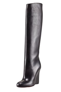 Louboutins + 17 more pairs of knee-high boots we love for winter