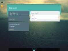 User interface by @KeyonLulu