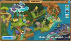 New Land Area in Jamaa - Kimbara Outback newjamaamap  #AnimalJam #Cosmo #KimbaraOutback #News http://www.animaljamworld.com/new-land-area-in-jamaa-kimbara-outback/