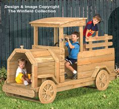 Woodworking For Kids Truck Play Structure Wood Plans Our exclusive backyard Truck Play Structure has all the features to encourage imagination and keep kids playing for hours. Woodworking For Kids, Woodworking Furniture, Woodworking Plans, Woodworking Projects, Woodworking Classes, Woodworking Store, Woodworking Jointer, Woodworking Apron, Youtube Woodworking