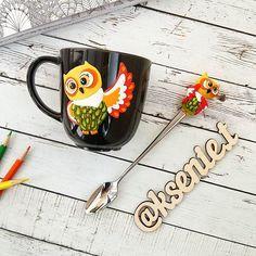 Совушки  набор для творческой барышни с особой любовью к совам))))…
