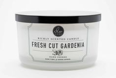 DW Home Fresh Cut Gardenia Scented Large 3-wick Dish Candle -- Want to know more, click on the image.