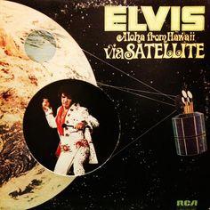 #Elvis #LP #cover