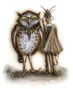 Tony DiTerlizzi, Never Abandon Imagination – Games Gallery