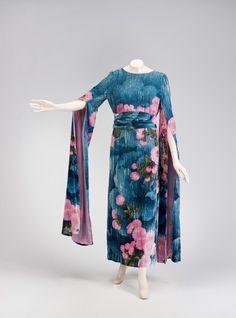 Dress Hanae Mori 1973