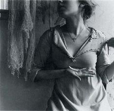 Francesca Woodman selfportrait