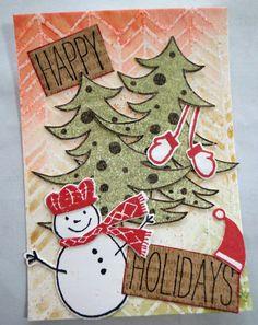savvy stamp でクリスマスATC 続き その2?|Niyuta's works