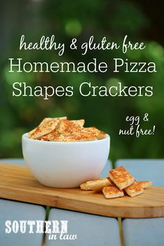 An Australian Classic gets a healthy makeover with this Easy Homemade Arnotts Pizza Shapes Recipe. Perfect for kids parties, barbecues, Australia Day and school lunch boxes, this recipe is healthy, gluten free, low fat, egg free, nut free, sugar free and a clean eating recipe made with no artificial colours or flavours.