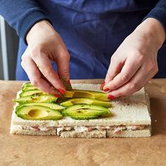🇸🇪Today is Sweden's National Day - Celebrate with Sandwich Cake 🎂 – Alex&Elle Sandwhich Cake, The Swede, Asparagus, Casserole, Tart, Sandwiches, Dishes, Vegetables, Celebrities